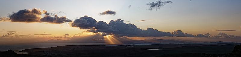 Quiraing-sun-beams