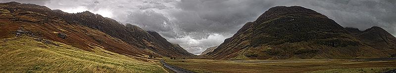 Cloudy-Glencoe